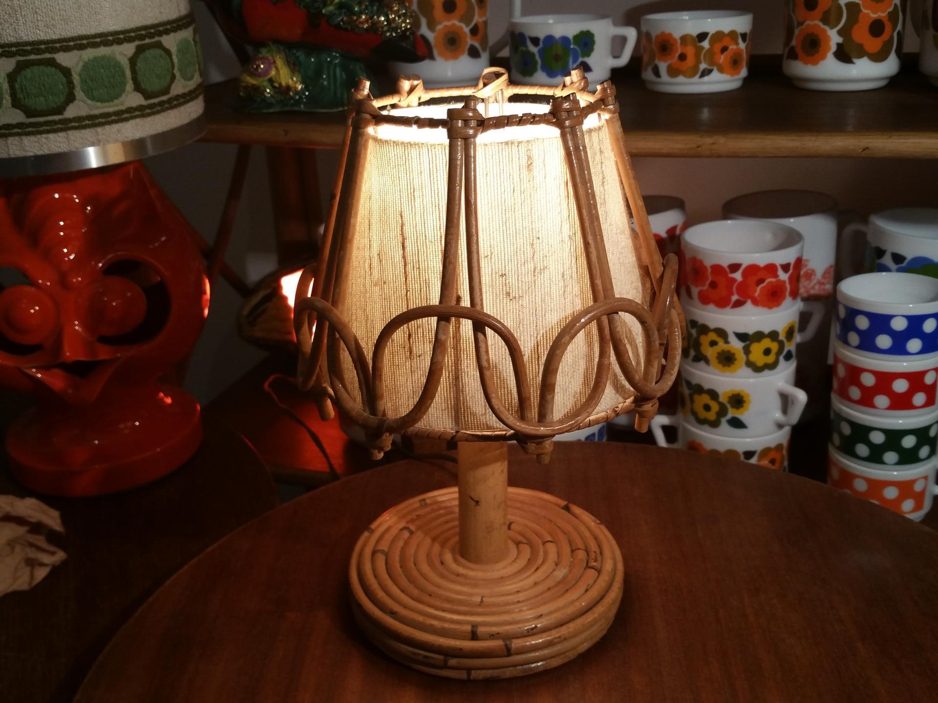 3 lampe osier