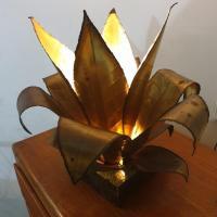 3 lampe plante agave style jansen