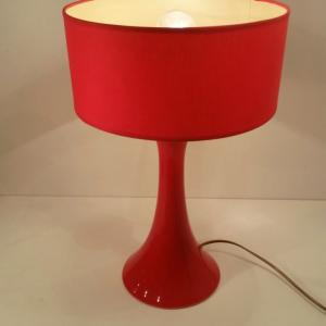 3 lampe rouge