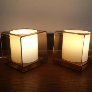 3 lampes plexi