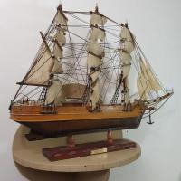 3 maquette de bateau 3 mats