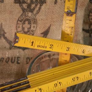 3 metre pliant cm et inches