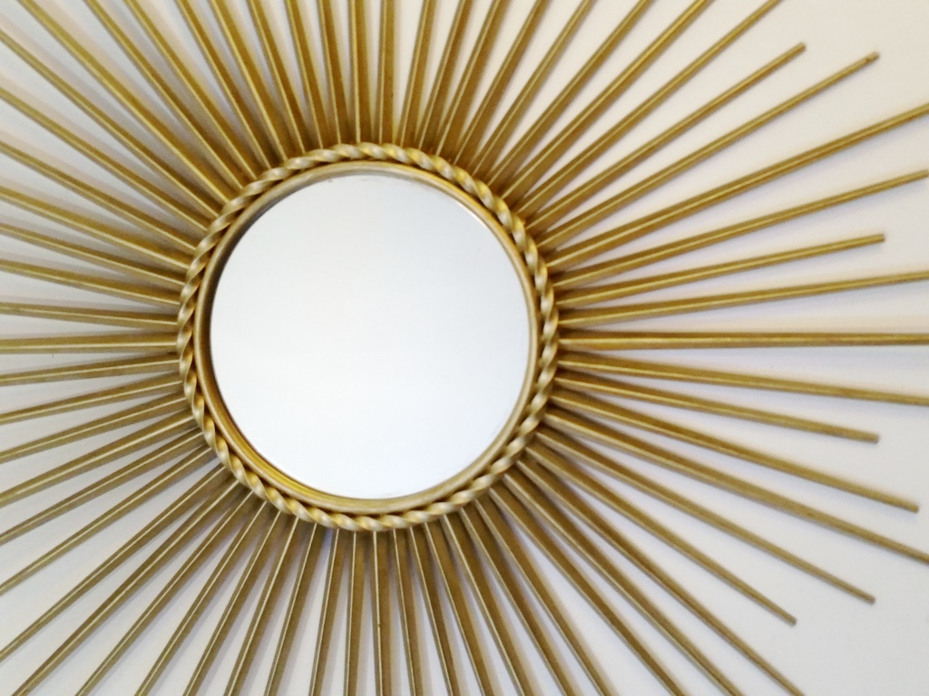 Miroir soleil chaty vallauris for Chaty vallauris miroir