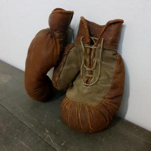 3 paire de gants de boxe
