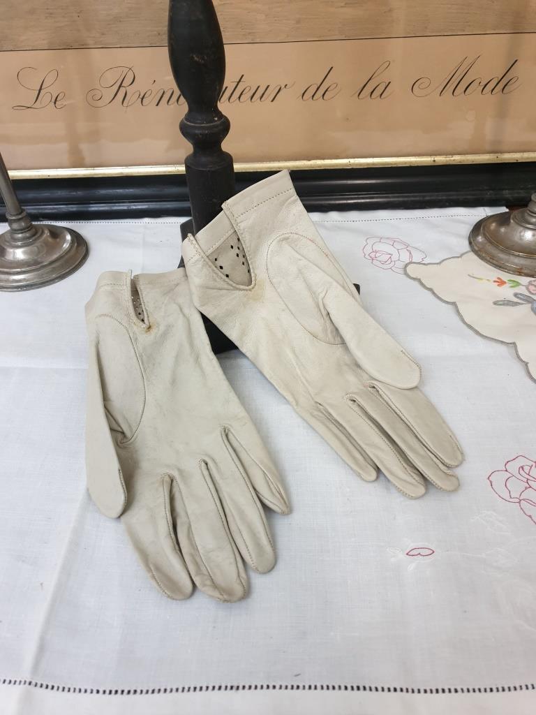 3 paire de gants de femme 4