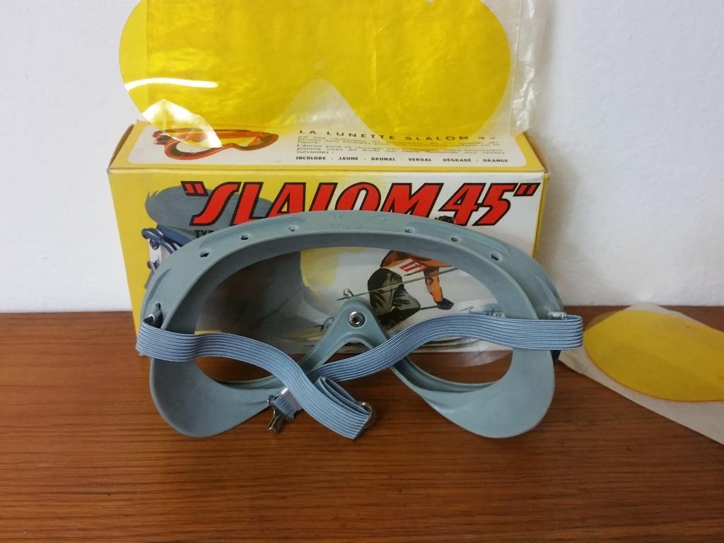 3 paire de lunettes de ski moto a