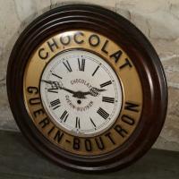 3 pendule chocolat guerin boutron