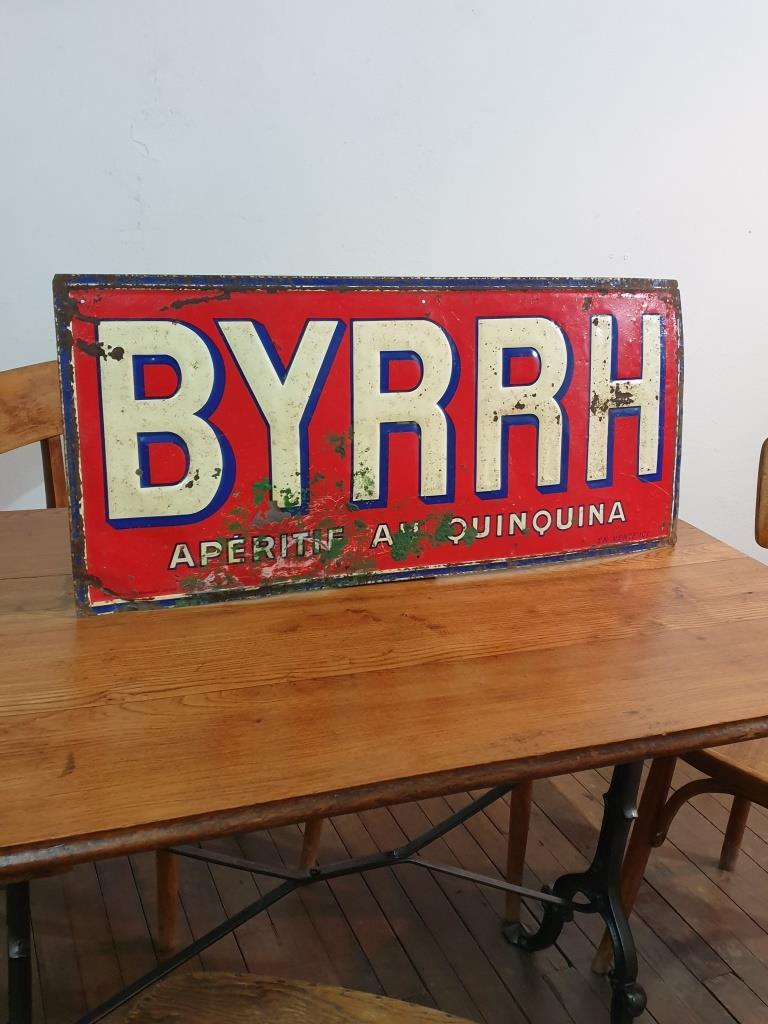 3 plaque byrrh