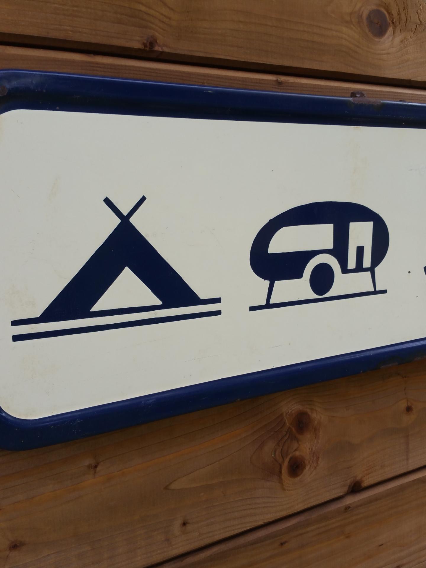 3 plaque camping 5000m
