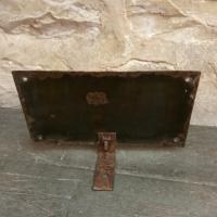 3 plaque emaillee constructeur