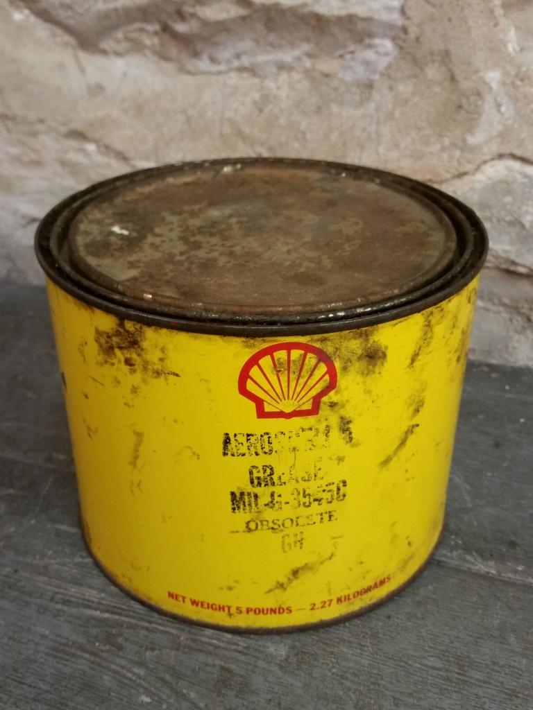 3 pot de graisse shell 1