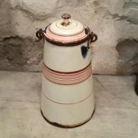 3 pot emaille