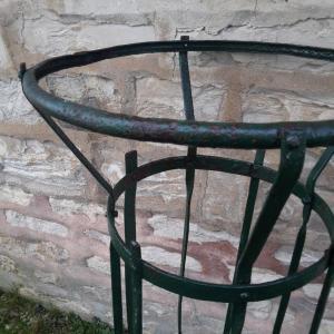 3 poubelle de jardin public