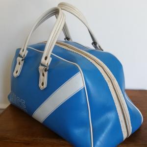 3 sac de sport bleu