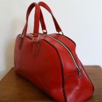 3 sac de sport rouge