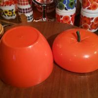 3 seau a glace pomme orange