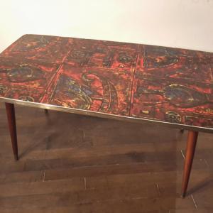 3 table basse en formica