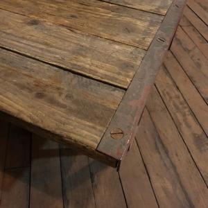 3 table basse palette d