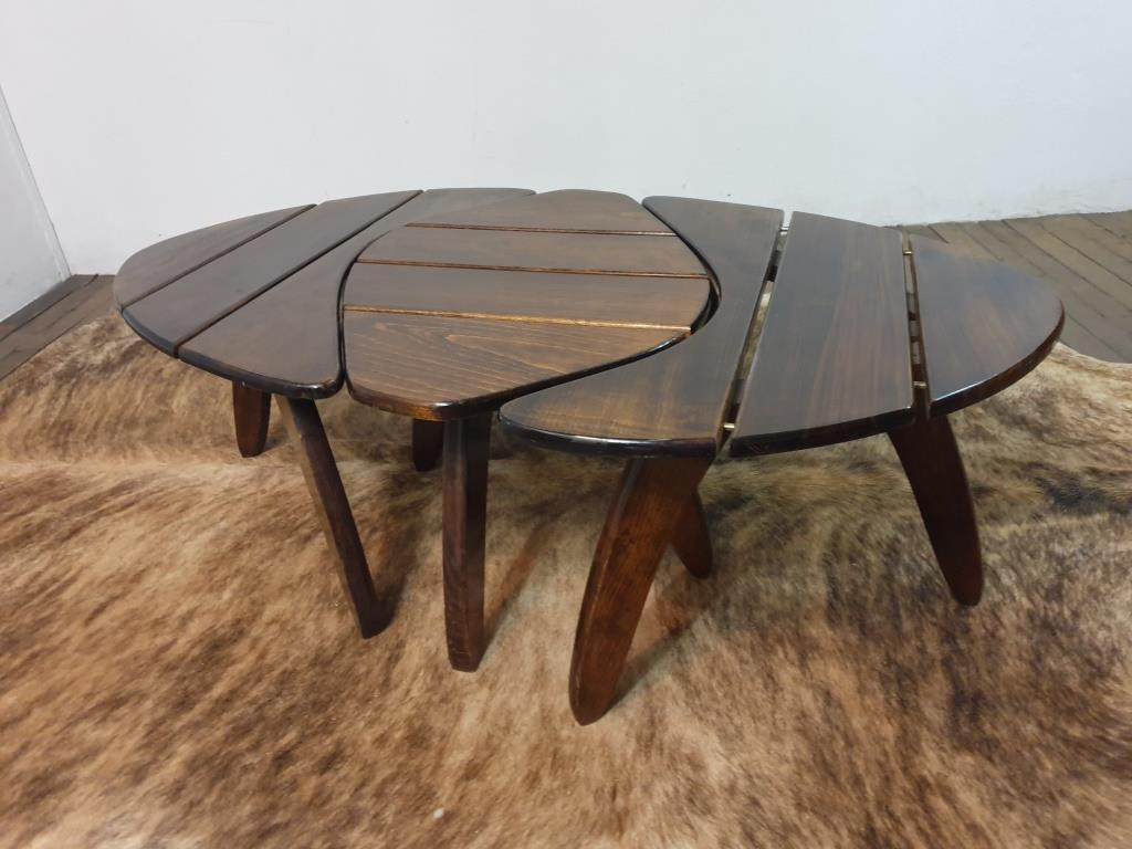 3 table triconfort