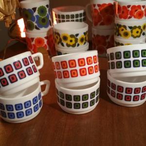 3 tasses a cafe arcopal