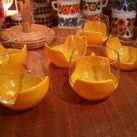 3 tasses jaunes