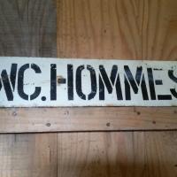 3 toles wc dames hommes