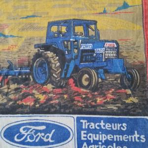3 torchon calendrier ford