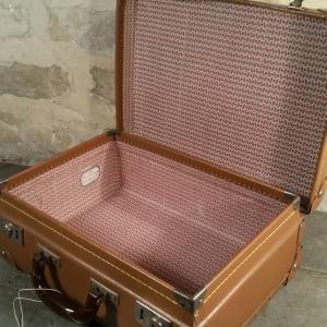 3 valise 60 marron