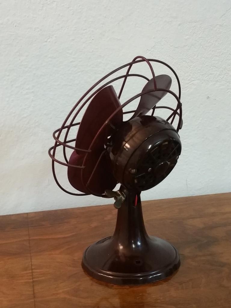 3 ventilateur calor bakelite