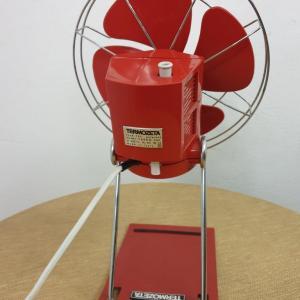 3 ventilateur rouge thermozeta