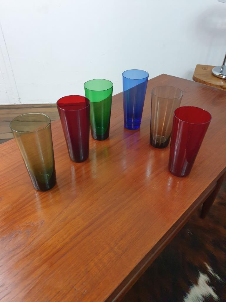 3 verres fins 70s