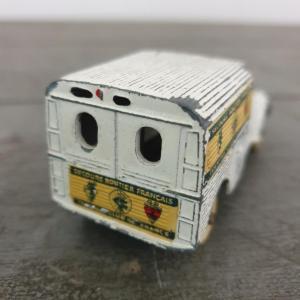 4 2cv camionette