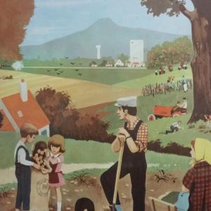 4 affiche scolaire 1967 7 et 8