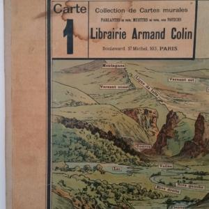 4 affiche scolaire geographie