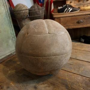 4 ballon de foot en cuir