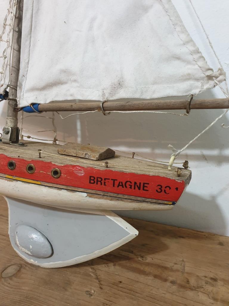 4 bateau de bassin