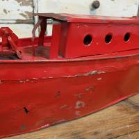 4 bateau de pompier
