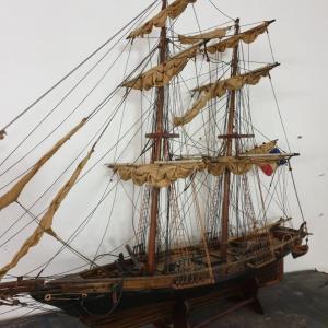 4 bateau vieux grement voilier l ouragan