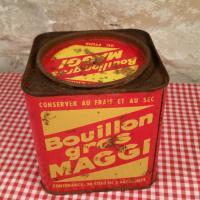 4 boite bouillon maggi