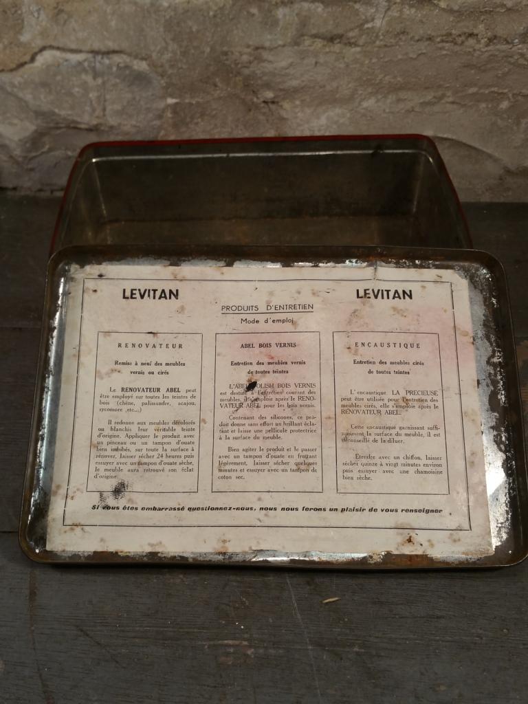 4 boite levitan