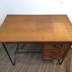 4 bureau vintage enfant