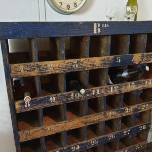 4 casier a bouteuilles cave 2