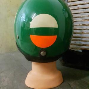 4 casque bol vert nolan