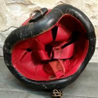 4 casque rouge