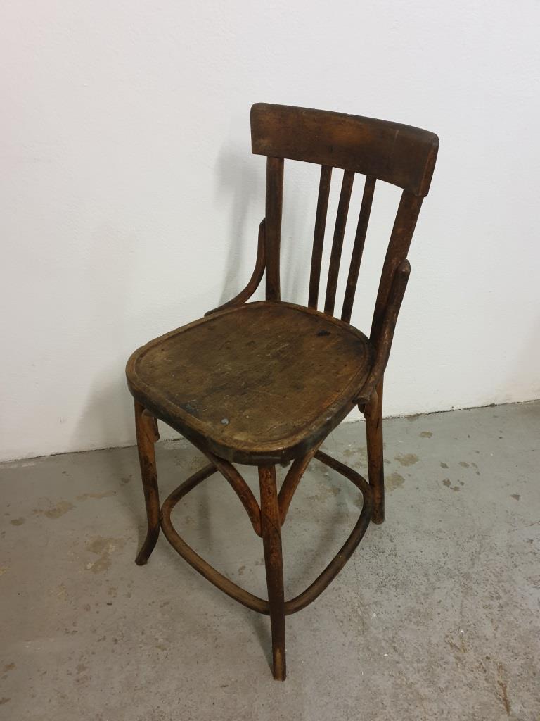 4 chaise baumman