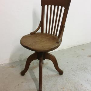 4 chaise de banquier