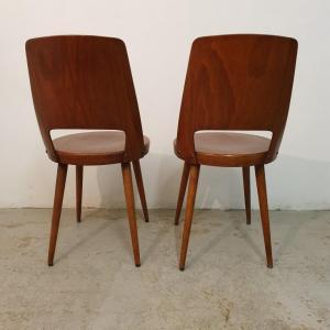 4 chaises bauman 1