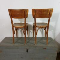 4 chaises bistrot paire 2
