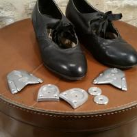 4 chaussures flamenco