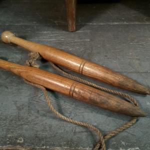 4 cordeau ancien